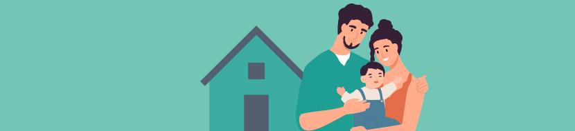 «Семейная ипотека» — теперь для семей с одним ребёнком
